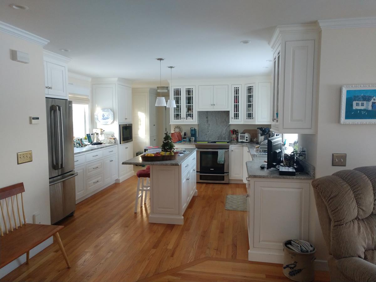 Bonnie's Kitchen Before
